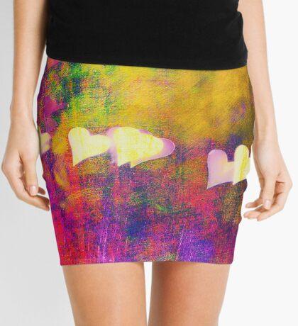 Warm Hearted Mini Skirt