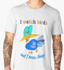 Perfect gift for birdwatchers Men's Premium T-Shirt