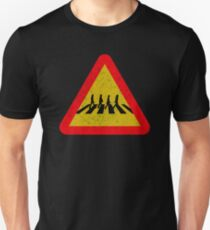 Beatles Xing Sign T-Shirt