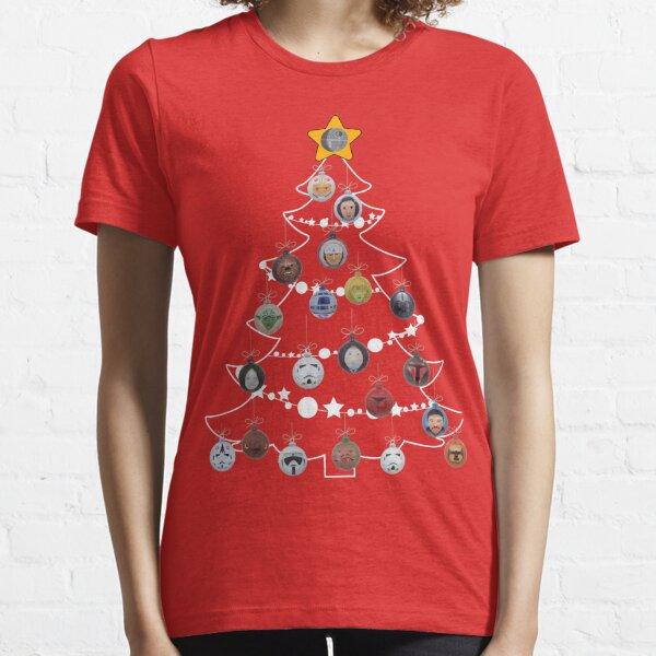 Christmas Tree Bulbs Essential T-Shirt
