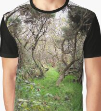 Path to adventure Graphic T-Shirt