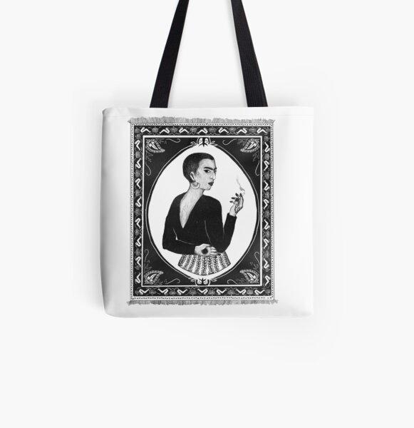 SHUROOQ All Over Print Tote Bag