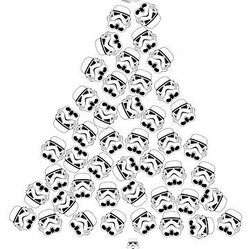 Christmas Tree by Alisterny