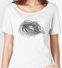 Abstract lines 23 Women's Relaxed Fit T-Shirt