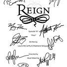 Reign Script by CapnMarshmallow