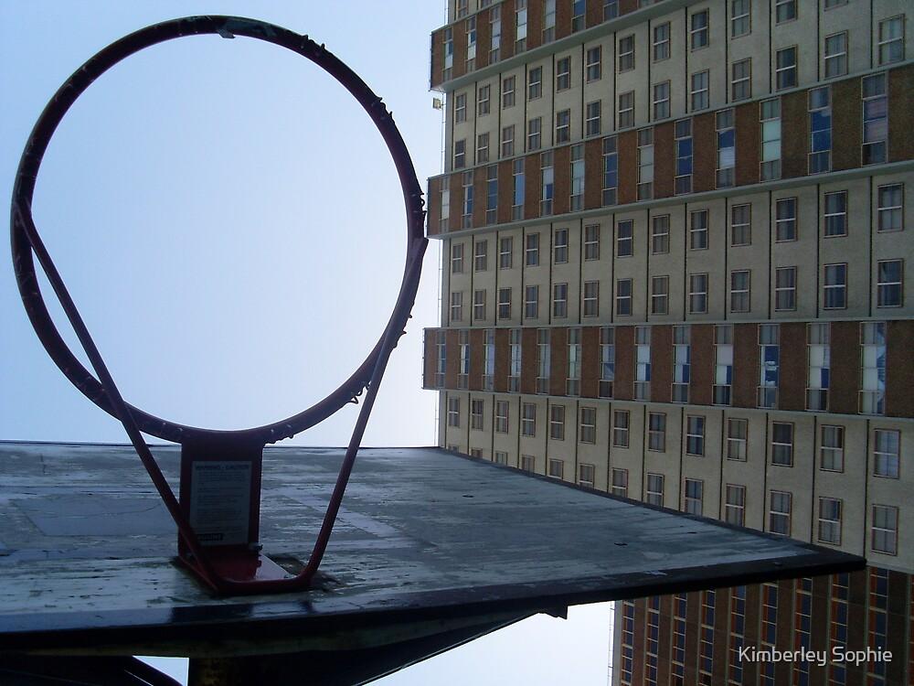 Basketballnet by Kimberley Sophie