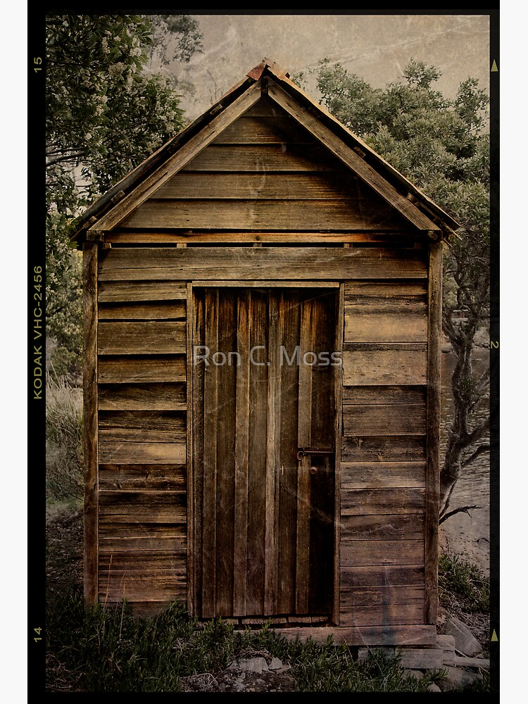 Little Shed by ronmoss