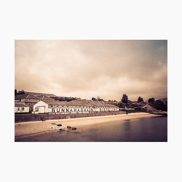 Bunnahabhain From The Pier Photographic Print