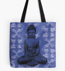 Water Buddha Tote Bag