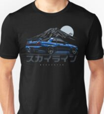 Skyline GTR R34 Unisex T-Shirt