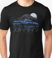 Camiseta unisex Skyline GTR R34