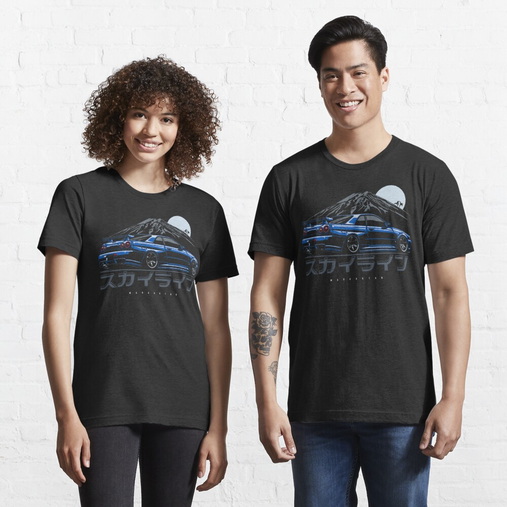 Skyline GTR R34 Essential T-Shirt