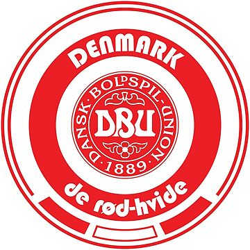 Football - Team Denmark by madeofthoughts
