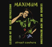 MAXIMUM-BOB MARLEY