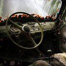 18.11.2017: Ghostly Car by Petri Volanen