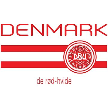 Football - Denmark (Away White) by madeofthoughts