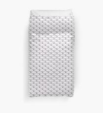 Das Coolicorn - die Coole Version des Einhorns Bettbezug