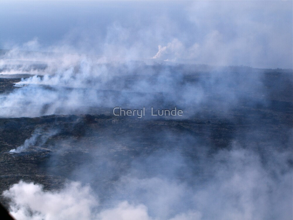 Where There's Smoke, There's Fire by Cheryl  Lunde