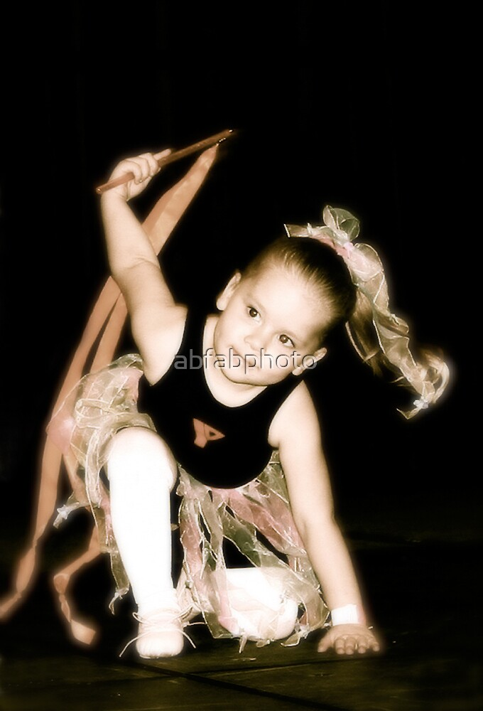 Kaylie, the Ballerina by abfabphoto