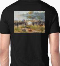 American Civil War, Battle of Antietam, deadliest one-day fight. T-Shirt