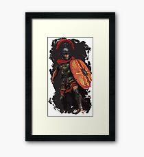 Roman Empire - Legionary Power Framed Print