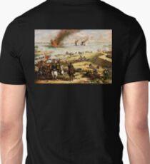 American Civil War, Sea Battle of Antietam, deadliest one-day fight. T-Shirt