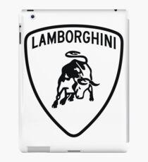 LAMBO iPad Case/Skin