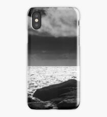 Under The Clouds, The Silver Sea iPhone Case/Skin