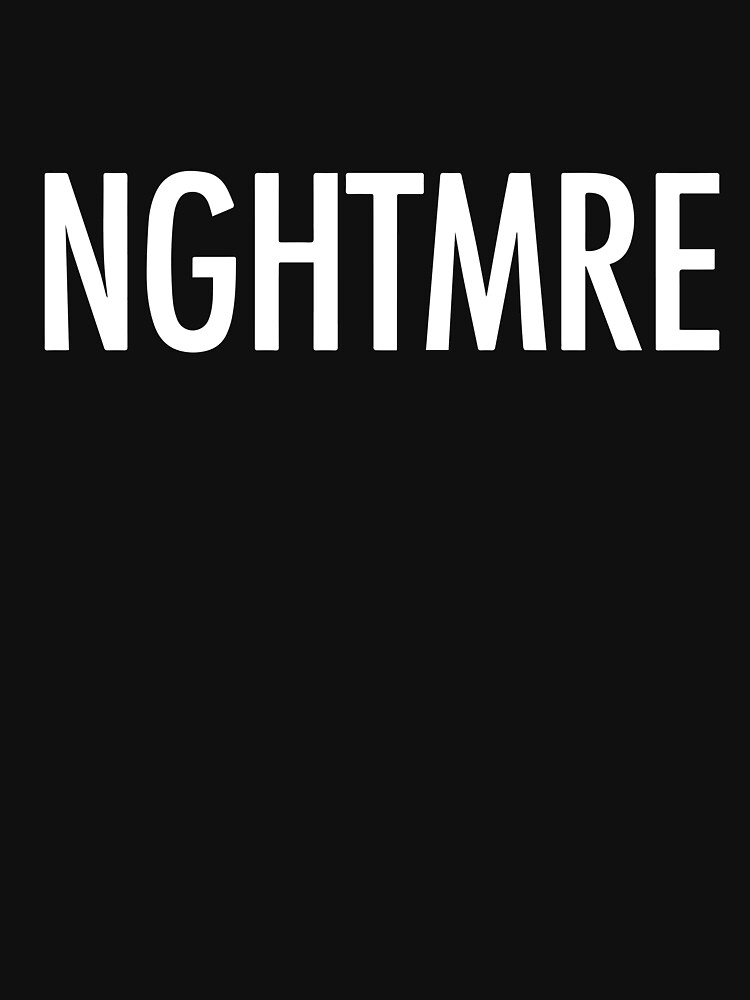 Nghtmre by wchen1595