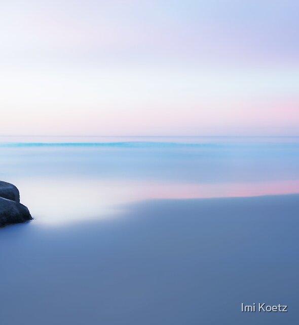 Sunrise.....A Place to relax.......Binalong Bay by Imi Koetz