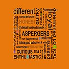 Colourful Aspergers 6# by ClassicEggshell