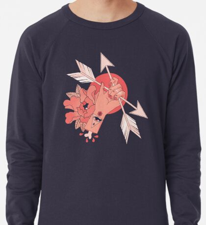 An Arrow in the Hand Lightweight Sweatshirt