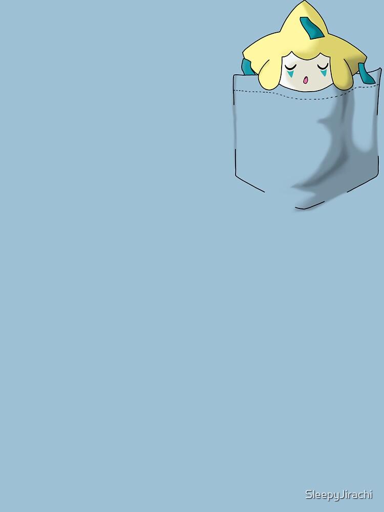Pocket Rachi by SleepyJirachi