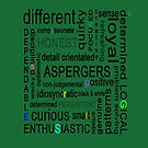 Colourful Aspergers 7# by ClassicEggshell