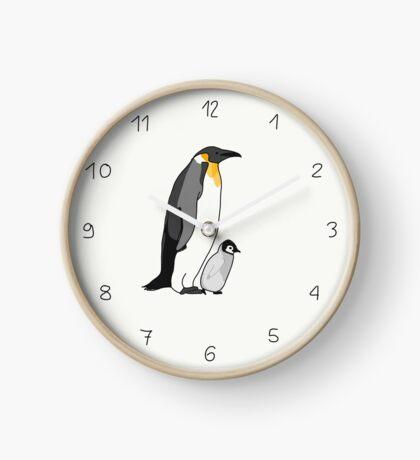 Pinguin Uhr
