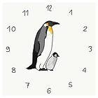 Pinguin von Simone Abelmann