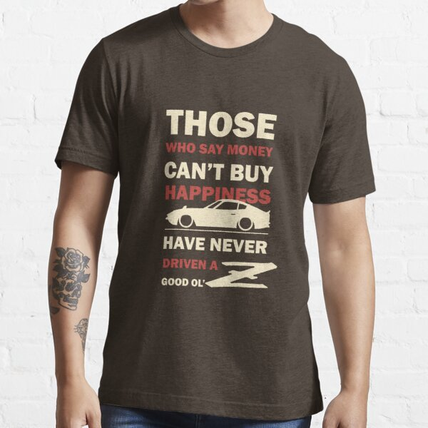 Happiness in a Datsun Z Essential T-Shirt