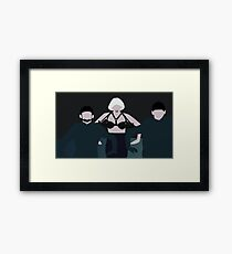 Alejandro Gaga Framed Print