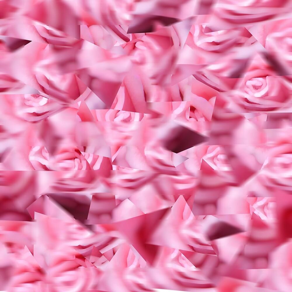 Roses pattern by LoraSi