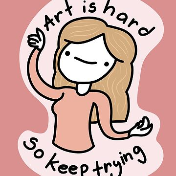 Art is Hard by Jamtastic