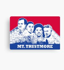 Mt Trustmore 1 Canvas Print
