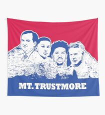 Mt Trustmore 1 Wall Tapestry