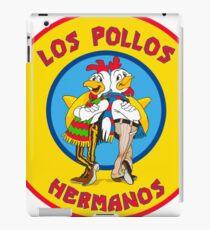 Los Pollos Hermanos Circle Logo - Breaking Bad TV Show Parody iPad Case/Skin
