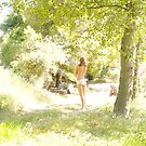 A Walk Amongst Trees by Lea Hamilton