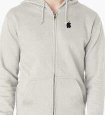 Apple Zipped Hoodie