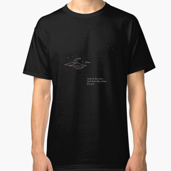 Coldplay// quote Classic T-Shirt