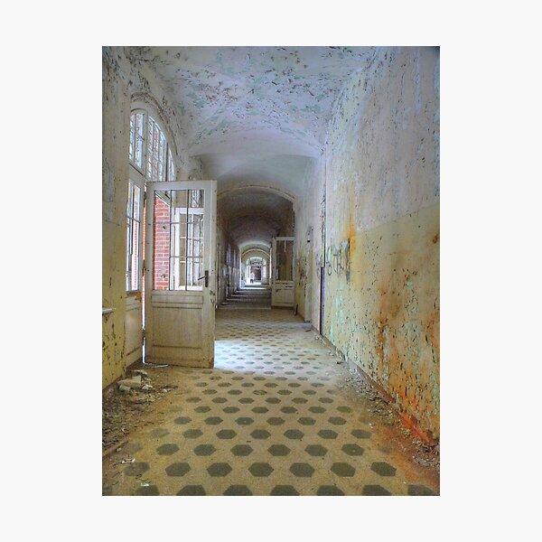 Lost Place 01, Verlassene Orte Photographic Print