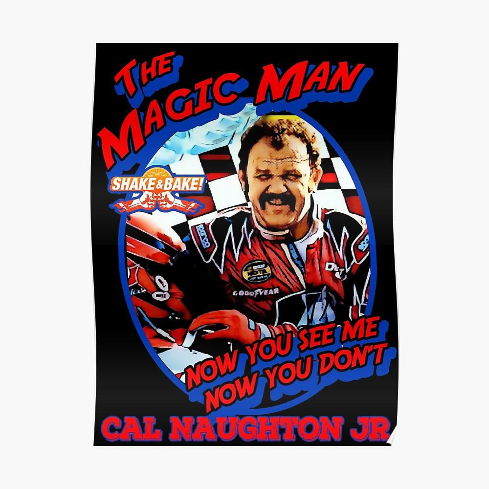 der Magische Mann Poster