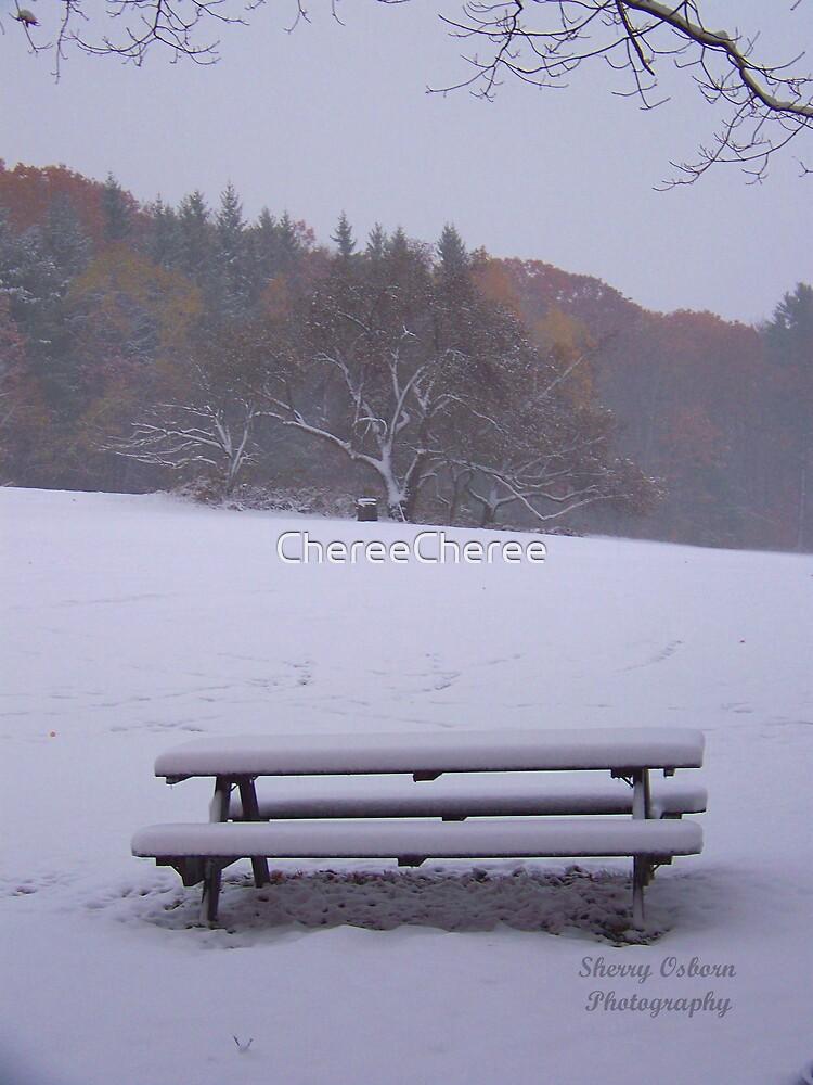Lonely Tree by ChereeCheree