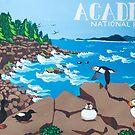 Acadia National Park by Holly Faulkner